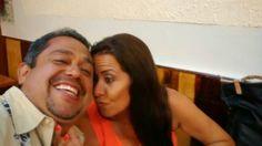 El amor! Aqui mi mejor amiga del mundo, a lado del hombre que ama, llego a su vida y la complemento, el es parte de ella y ella parte de el, los quiero mucho a los dos!! Excelente pareja!#TheStoryofUs.