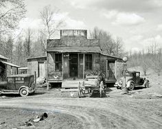 Buttermilk Junction, Indiana 1930s