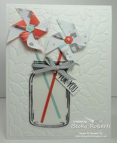 Jar of Love - Pinwheels