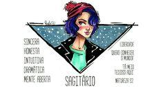 Desenho signo de Sagitário Menina de cada signo Twice Wallpaper, Galaxy Wallpaper, Zodiac Art, Zodiac Signs, My Past, Good Vibes, Libra, Horoscope, Playing Cards