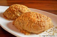NIKK NEW LIFE - ÚJ ÉLET SZABADON, BOLDOGAN, JÓÍZŰEN: Cukkinis zsemle ropogós sajtkéreggel - teljes kiőrlésű Pcos, New Life, Gouda, Bread, Pizza, Brot, Baking, Breads, Buns