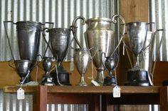 Adore antique trophies
