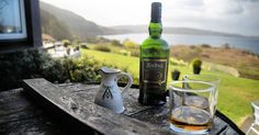One of our favourite whiskies, Ardbeg Corryvreckan