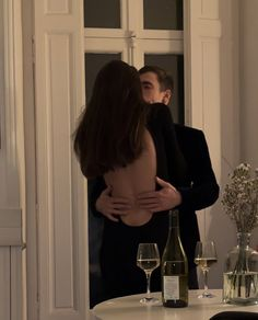 Cute Couples Kissing, Hot Couples, Cute Couples Goals, The Love Club, Love Is In The Air, Classy Couple, Love Couple, Daddy Aesthetic, Couple Aesthetic