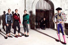 Dolce & Gabbana ss 2015 Domenico Dolce