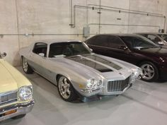 '71 Camaro RS 1970 Camaro, Chevrolet Camaro, My Dream Car, Dream Cars, Detroit Steel, Chevrolet Ss, Bobber Chopper, American Muscle Cars, Interesting Facts