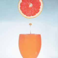 Grapefruit Fruit beverage (=Jamong ade)