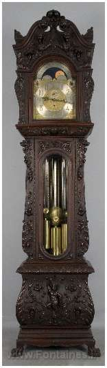 I hate the sound of ticking clocks, but I dream of owning a grandfather clock.