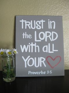 always trust!