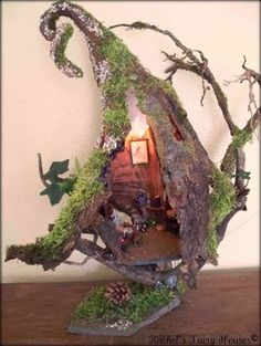 Fairy House                                                                                                                                                                                 More