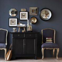 Cabinet de curiosité avec miroirs de sorcière by robert