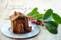 Cinnamon stick craft ideas shares oodles of ways to use cinnamon sticks in everyday and holiday crafts.Tutorials for making santas, snowmen, trees, candle holders and more. Crafts for kids and adults. Easy Christmas Crafts, Simple Christmas, All Things Christmas, Christmas Holidays, Christmas Decorations, Christmas Ornaments, Navidad Simple, Navidad Diy, Diy Weihnachten