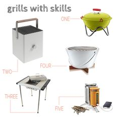 Best Grills for Camping! | Modern Camping Essentials | Posh52.com