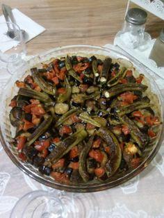 Köfteli patlıcan kebap