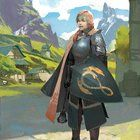 Nae, my Aasimar Cleric of Life. : armoredwomen