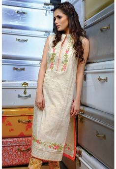 Lawn 2 Piece - Embroidered Lawn