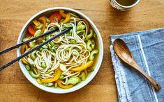 Soupe asiatique aux légumes et au miso – Savourer par Geneviève O'Gleman