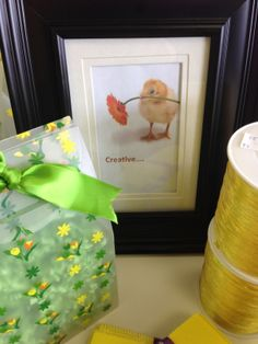 chicks and packaging Packaging, Easter, Holidays, Frame, Creative, Home Decor, Vacations, Homemade Home Decor, Holidays Events