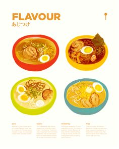 Beautiful Illustrations by Sarah Gonzales | Abduzeedo Design Inspiration | R A M E N