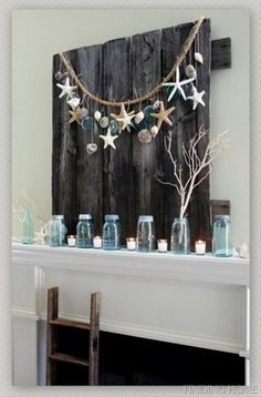 DIY Home Decorating Ideas   33 DIY Ideas to Reuse and Recyle Wood Pallets and Personalize Home ...