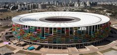 Casa Futebol / How Vacant World Cup Stadiums Could Be Turned Into Housing / Axel de Stampa and Sylvain Macaux