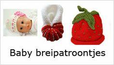 Brei patroontjes voor baby's