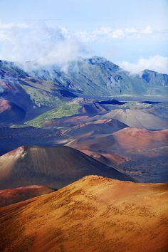 Maui, Hawaii, Haleakala National Park