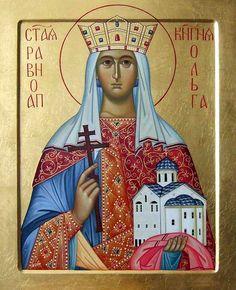 St. Olga - July 11