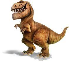 buck from the good dinosaur