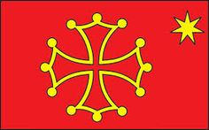Risultati immagini per bandiera occitana