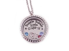 Twinkle Little Star Locket