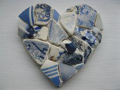 Blue Heart.  03 27 17 <3