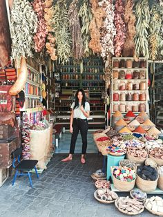 Where the fashion designer eats, stays, and shops in Marrakech