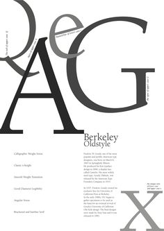 Assignment : The class was to study the anatomy of the font assigned to them and make a poster of A3 size showing its characteristic featur...