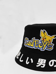 Sadboys Bucket Hat