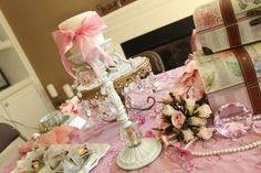 Bridal Tea Party #bridalshower #teaparty