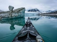 I am Tomasz Furmanek, amateur kayaker and adventure photographer. I started taking photos from the kayak about 3 years ago. My aim is to capture the beauty and balance of nature in the fjords and lakes, mainly in Norway. Camping En Kayak, Canoe And Kayak, Kayak Fishing, Kayaks, Lofoten, Les Fjords, Adventure Is Out There, The Great Outdoors, Wonders Of The World