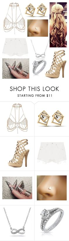 """""""........"""" by annawell-1 ❤ liked on Polyvore featuring River Island, Charlotte Russe and Bling Jewelry"""