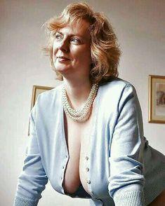Tasteful mature boobs