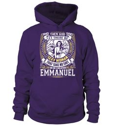 # CREATED EMMANUEL  .  CREATED EMMANUEL   A GIFT FOR A SPECIAL PERSON   It's a unique tshirt, with a special name!   HOW TO ORDER:  1. Select the style and color you want:  2. Click Reserve it now  3. Select size and quantity  4. Enter shipping and billing information  5. Done! Simple as that!  TIPS: Buy 2 or more to save shipping cost!   This is printable if you purchase only one piece. so dont worry, you will get yours.   Guaranteed safe and secure checkout via:  Paypal | VISA | MASTERCARD