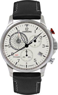 Мужские наручные часы Junkers Jun-68925 с хронографом