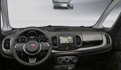 Fiat 500 L Living | Σχεδιασμός & Άνεση | Fiat Greece New Fiat, Fiat Cars, Fiat 500, Greece, Amp, Vehicles, Model, Greece Country