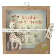 Everybody needs a Sophie - Sophie the Giraffe with Sophie and Friends Book