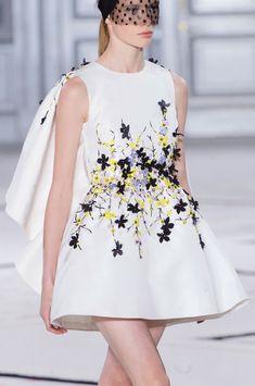 Giambattista Valli at Couture Spring 2015 (Details)