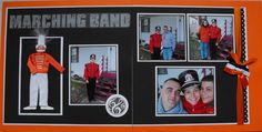 Marching Band - Scrapbook.com