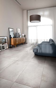 Swerford will bring warmth with this antique limestone tile. With two muted colours that are equally at home in a traditional or urban interior. Characterised by chipped edges and a worn look but for Large White Tiles, Large Floor Tiles, Wall And Floor Tiles, Stone Tiles, Limestone Tile, Living Room Modern, Great Rooms, New Homes, House Design