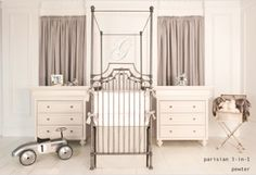 Bratt Decor - Makers of designer baby cribs and luxury nursery furniture Interior Design Books, Interior Design Companies, Furniture Companies, Home Interior, Canopy Bedroom, Diy Canopy, Fabric Canopy, Canopy Crib, Window Canopy