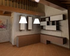 Soggiorno Moderno / Modern Living Room, Apartament a Verona