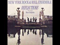 New York Rock & Roll Ensemble - Music Composed By Manos Hadjidakis - Reflections - Atlantic -Vinyl, LP, Album, Repress Greece by SkandiRetroMusic on Etsy Greek Music, Album Songs, Lp Album, Greek Art, Soul Music, Happy Moments, Best Songs, My Favorite Music, Rock N Roll