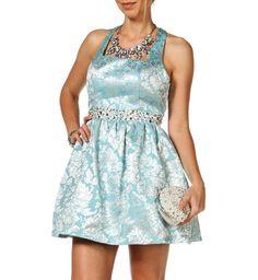 Promo-Sarita-Short Prom Dress